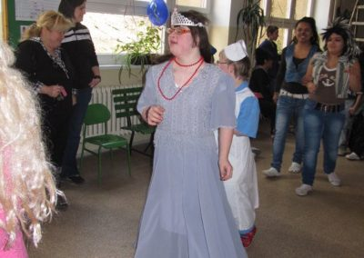 Fašiangový karneval pre Spojenú ZŠ