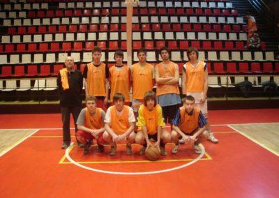 Basketbal SŠ