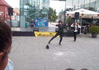 Bambiriáda 2014 – Martin – vystúpenia ZÚ Disco a Základy moderného tanca