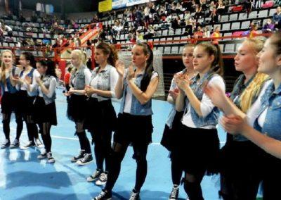 Účasť na tanečnej súťaži Považskobystrický pohár 2015