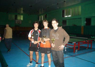 Stolný tenis SŠ