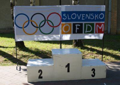 Beh olympijského dňa