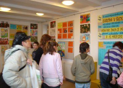 Projekt Európa v škole