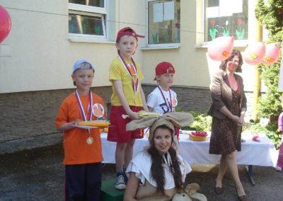 Okresná olympiáda detí MŠ