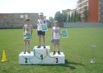 Okresná olympiáda ZŠ