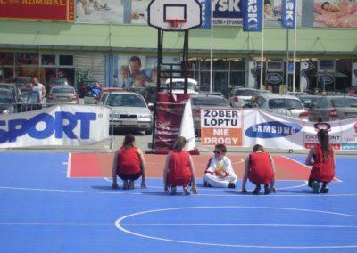 Streetball Challenge 2014 – vystúpenia ZÚ Hip-hop 5.-7.r., Hip-hop 8.-9.r. a Hip-hop SŠ