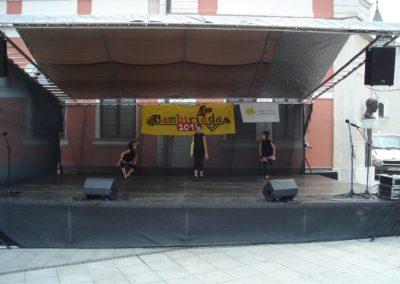 Bambiriáda 2014 – vystúpenia ZÚ Základy moderného tanca, Disco, Hip-hop 5.-7.r.