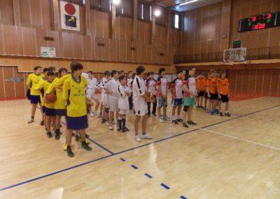Basketbal – obv. kolo, žiaci ZŠ