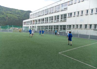 Malý futbal – Dôvera školský pohár – obv. kolo, žiaci ZŠ