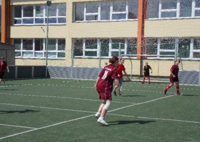 Malý futbal – Jednota futbal cup – obv. kolo, žiačky ZŠ