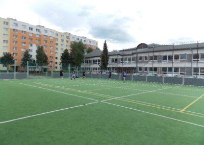 Malý futbal – Jednota futbal cup – obv. kolo, žiaci ZŠ