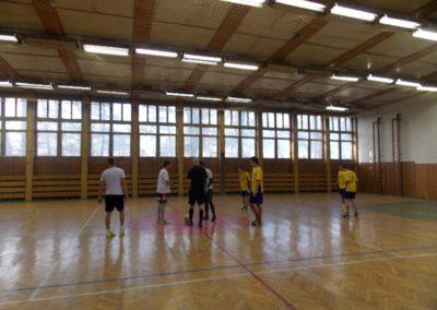 Futsal – obv. kolo, študenti SŠ