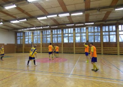 Futsal – kval. do KK, študenti SŠ
