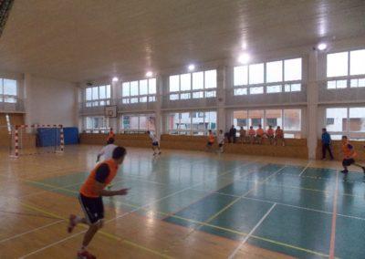 Kvalifikácia do krajského kola vo futsale študentov SŠ