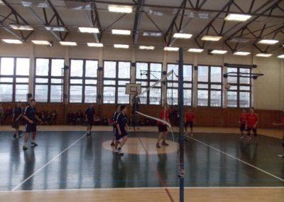 Okresné kolo vo volejbale študentov SŠ