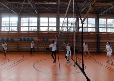 Okresné kolo vo volejbale žiačok ZŠ