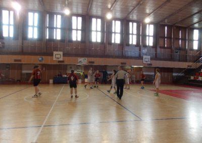 Krajské kolo v basketbale študentiek SŠ