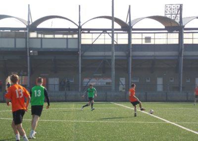 Okresné kolo vo veľkom futbale študentov SŠ