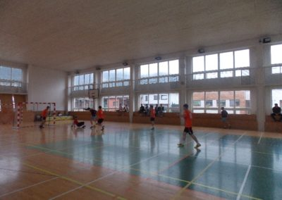 Okresné kolo vo futsale študentov SŠ
