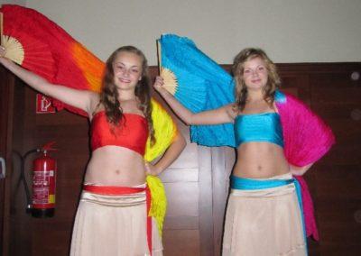Kultúrny program tanečných ZÚ na podujatí Gympel Stars