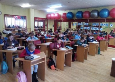 Okresná súťaž v anglickom jazyku pre 4. ročníky ZŠ – English primary marathon