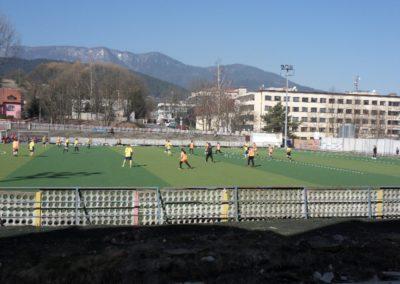 Veľký futbal – obv. kolo, žiačky SŠ