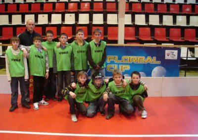 ORIONFLORBALCUP2011-Ružomberok3.miestoZŠLiptovskéSliače-mladšížiaci