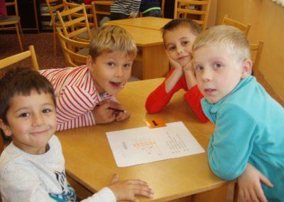Malá prírodovedná olympiáda pre žiakov 1. ročníka ZŠ Bystrická