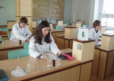Okresné kolo Chemickej olympiády kat. D