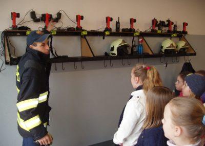 Deň otvorených dverí na Jednotke hasičského zboru v Ružomberku