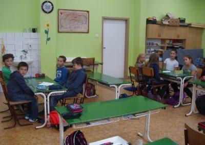 Malá prírodovedná olympiáda pre žiakov 1. a 4. ročníka ZŠ Klačno