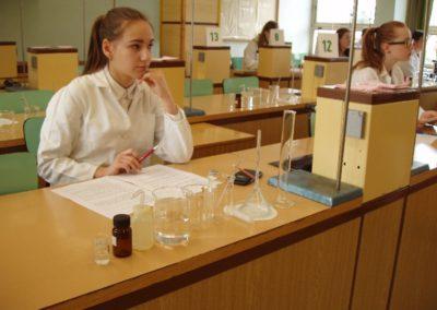 Okresné kolo chemickej olympiády kategória D – 51.ročník