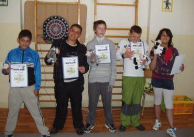 Veľkonočný šípkarsky turnaj