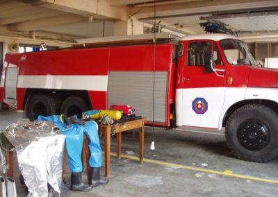 DOD na Jednotke hasičského a záchranného zboru v RK