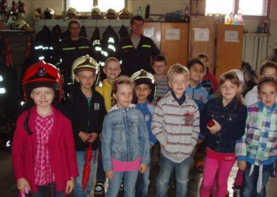 Dni otvorených dverí u hasičov