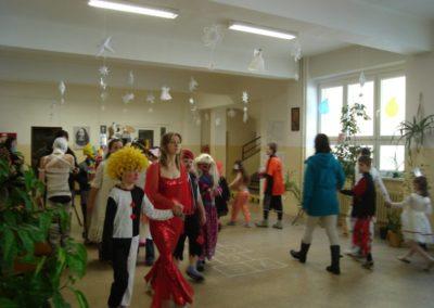 Fašiangový karneval – Spojená ZŠ