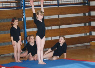 Gymnastika ZŠ