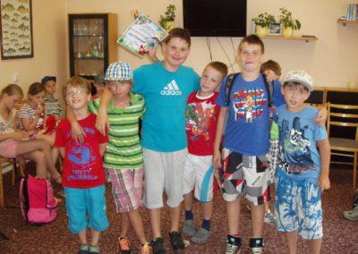 Letný denný tábor (1. 7. – 5. 7.)