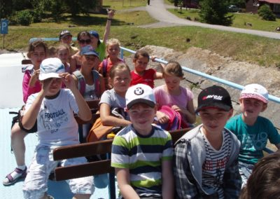 Letný denný tábor (8. 7. – 12. 7.)
